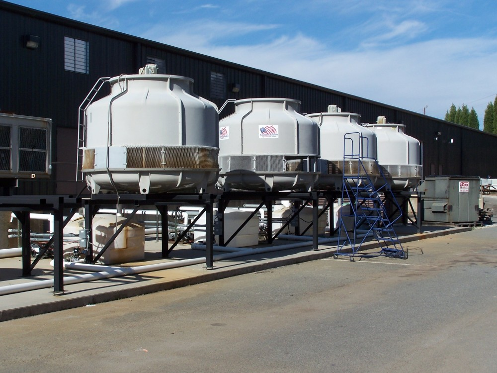Frp Cooling Towers Systems American Chillers And Cooling Tower