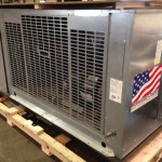 15 hp Low Temperature American Chiller Used by www.amchiller.com