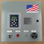 American Chillers Auto Brewery Control Panel