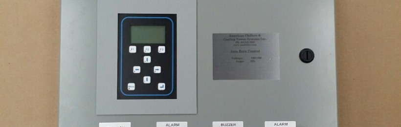 Automatic Brewery Control Panels