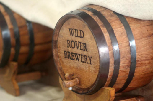 Wild Rover Brewery Florida American Chillers And